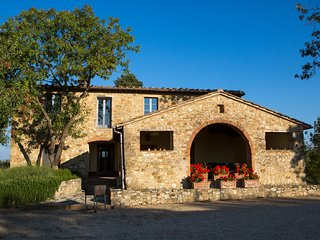 Farmhouse Rental in Chianti Area of Tuscany - Casa Luciana
