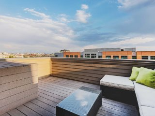 NEW! 2BR Denver Townhome w/Skyline-facing Balcony!