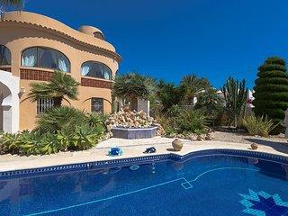 Villa Jutta en Benissa,Alicante para 4 huespedes