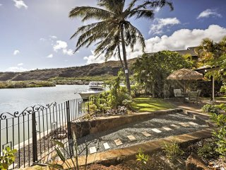 NEW! Waterfront 1BR Hawaii Kai Home w/Sunny Lanai