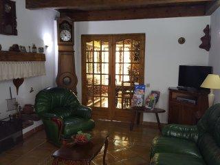 Maison indépendante entièrement équipée - 2 terrasses à la campagne