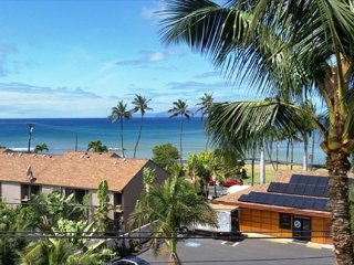 Special!  Island Surf 516 ~ 2 BR, 2 BA,  Corner Condo with Ocean Views!