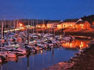 NEW **BOOK 2018 NOW FOR ONLY 5% DEPOSIT** The Moorings Conwy Marina