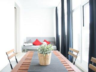 Apartamento 6 personas Tarracoflats