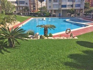 ApartUP San Juan Beach. Wi-Fi + Pool + PK