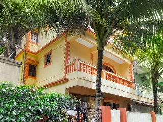 Peaceful 2-BR stay for a  family, near Candolim Beach