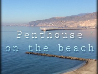 'INCREDIBLE PENTHOUSE IN FRONT OF THE SEA'