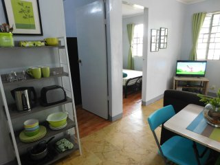 BEST VALUE 4 [Garden 2Beds Kitchen] Angeles Apart