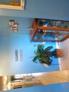 Tile,Indoors,Room,Dining Room,Art