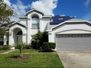 ⭐ Beautiful 2300 sqft. ⭐ 4BR Villa 6 Mi. to Disney!