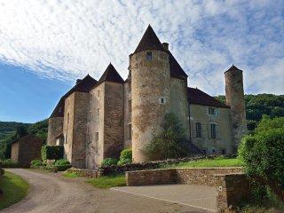 Sejour de reve dans un chateau medieval