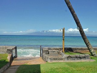 Best Condo in the complex! 79 Feet from the Ocean! Beautifully furnished!