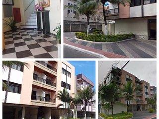 Temporada - Aluguel Apartamento na Praia do Morro em Guarapari - ES