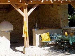 Maison aux Puits, Dordogne, France