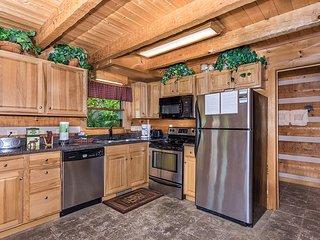 Fully stocked quality kitchen