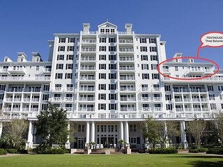 The Grand Penthouse * FREE Golf at Sandestin, Sunset Cruise & Snorkeling