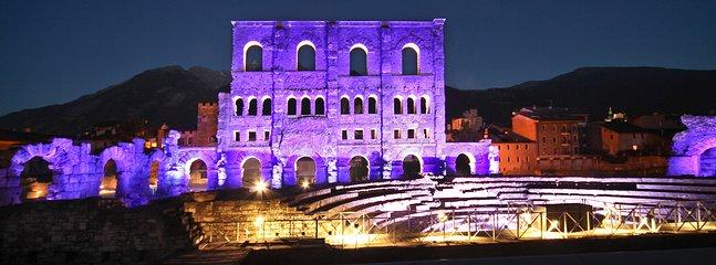 Teatro Romano de 1 km de la 'apartamento