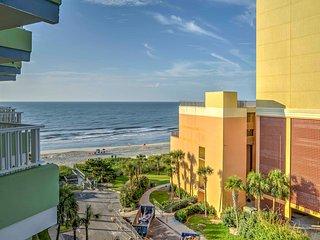 1BR Myrtle Beach Condo w/ Ocean View!