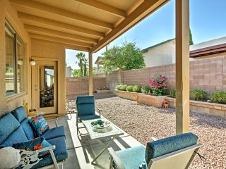 New! Tranquil 4BR Tucson Home w/ Mountain Views!
