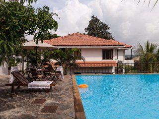 2 Luxury Hilltop Fully-Serviced Holiday Homes in North Goa w/ Cook, Pool & Car