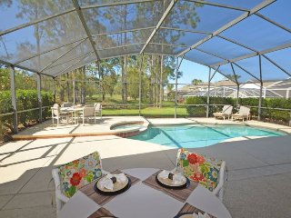 124DS. 3 Bedroom 2 Bath Pool Home In DAVENPORT FL.