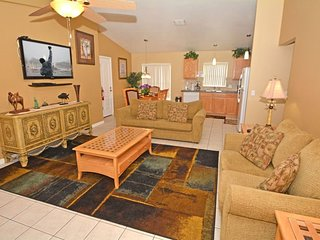 138RC.4 Bedroom 3 Bath Pool Home In DAVENPORT FL.