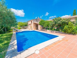CAN FIOLET - Villa for 7 people in Algaida