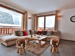 K2 - Appartement 01 - 3 chambres - large séjour et balcon sud -