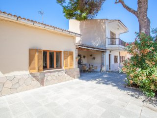 ES FARO - Property for 8 people in Can Picafort
