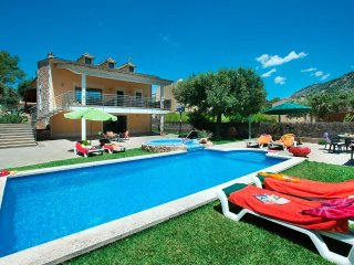 4 bedroom Villa in sa Pobla, Balearic Islands, Spain : ref 5505405