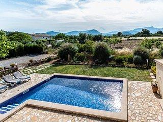 3 bedroom Villa in Port de Pollenca, Balearic Islands, Spain : ref 5506527