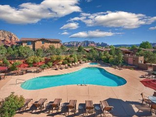 Sedona, AZ: 1B Resort Pool, Sauna, FREE WIFI, Slide Rock State Park 9.5 Mi. Away