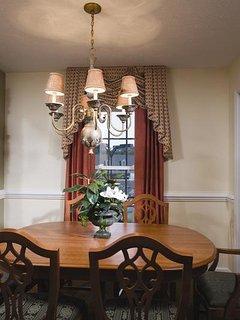 Wyndham Kingsgate Dining Room.