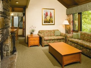 Wyndham Resort at Fairfield Mountains - Two Bedroom Condo WVR