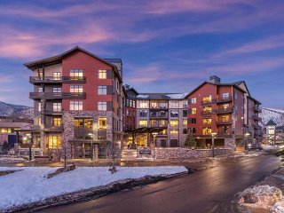 Beaver Creek, CO: 1 Bedroom Presidential w/Ski Storage & Lockers, Hot Tub & More