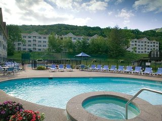 Hancock, MA: Studio w/Valley Views at All-Seasons Resort: Skiing, Hiking & More!