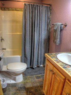 Full Bathroom on Main Floor