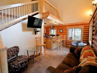 Alyeska Hideaway Cozy Log Cabin #2