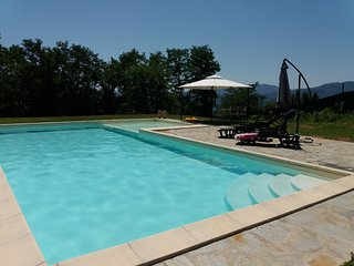 Natalina, prvt.pool, fab views, wi-fi, free wine