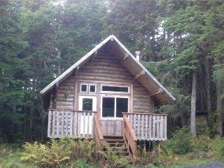 Alyeska Hideaway Vacation Rentals - Glacier Cabin