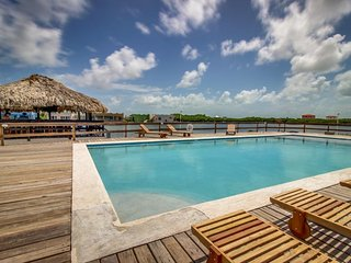Lovely waterfront home w/ shared swimming pool - near beaches & restaurants