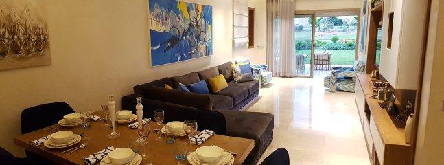 Apartment Marrakech Golf City Residence Corail