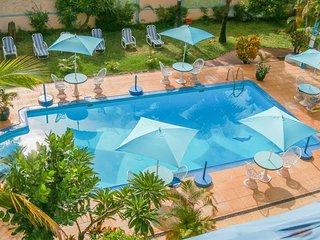 HOTEL AYATI AVEC PISCINE UN COIN DE PARADIS A MAURICE