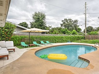 Updated 3BR Orlando Home w/Pool-5 Mins to Downtown