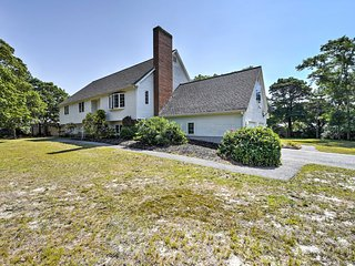 NEW! 3BR Dennis Port House - Steps from the Beach!