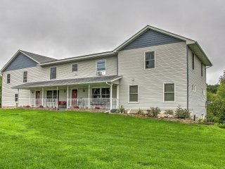 NEW! 2BR Duluth Apartment on Working Hobby Farm!