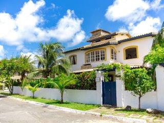 Casa em Salvador para desfrutar da praia