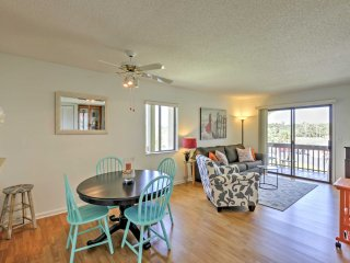 Cozy 2BR St. Augustine Beach Condo Steps to Beach!
