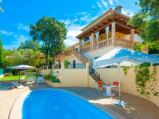 ES TURONET (UN RACONET DIVI) - Villa for 6 people in Bunyola
