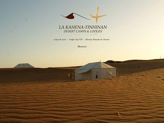 La Kahena-Tinhinan Camps & Lodges